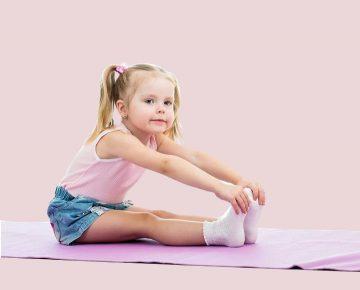 Профилактика нарушения осанки у детей дошкольного возраста
