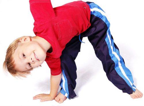 Упражнения для исправления осанки у детей