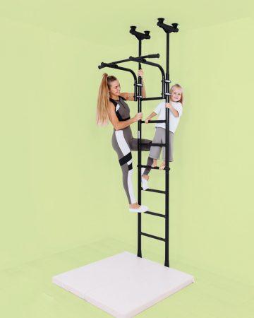 Как упражнения на шведской стенке сделают вас здоровыми