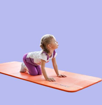 Самые эффективные упражнения для осанки для детей