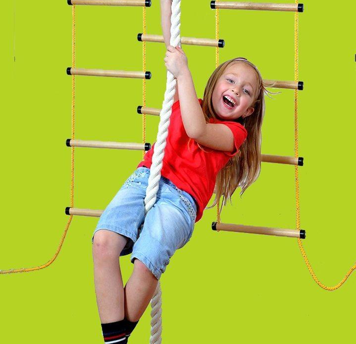 Подвижные игры для детей дома