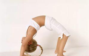 Упражнения для развития гибкости трехлеток