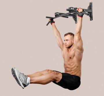 Упражнения на турнике для всех групп мышц: 35 убойных элементов для прокачки всего тела