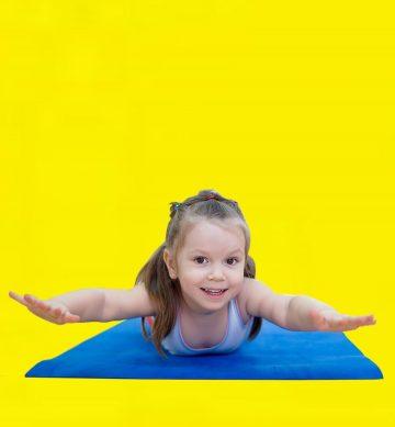 Тренировка для детей. Основные развивающие упражнения.