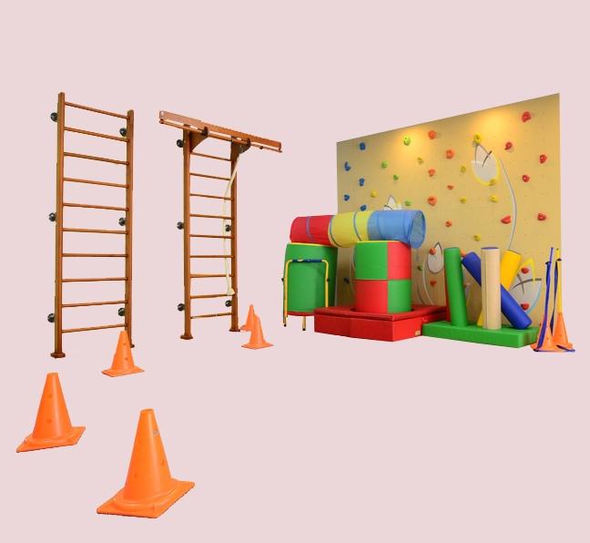 Спортивный уголок в детском саду: оформление