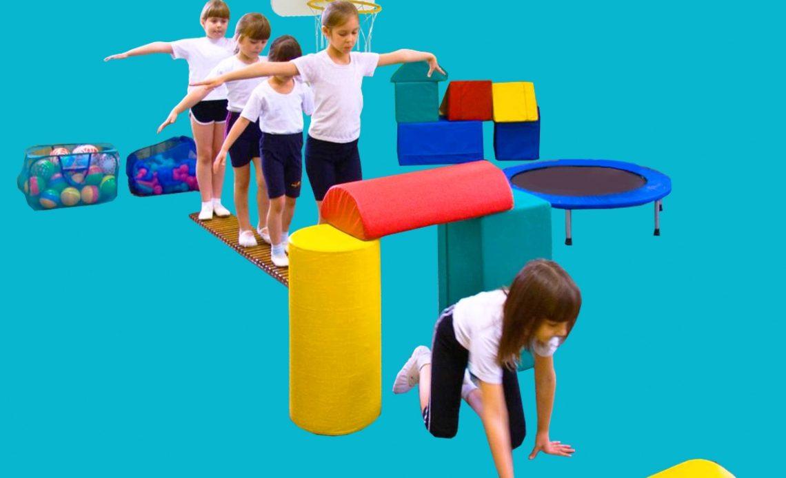 Детский фитнес в детском саду