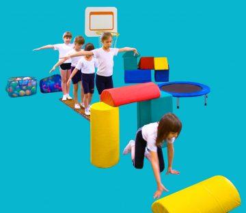 Детский фитнес в детском саду: 55 полезных упражнений для разного возраста