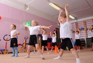 Разные фитнес движения