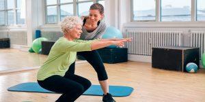 Оздоровительная гимнастика для пожилых