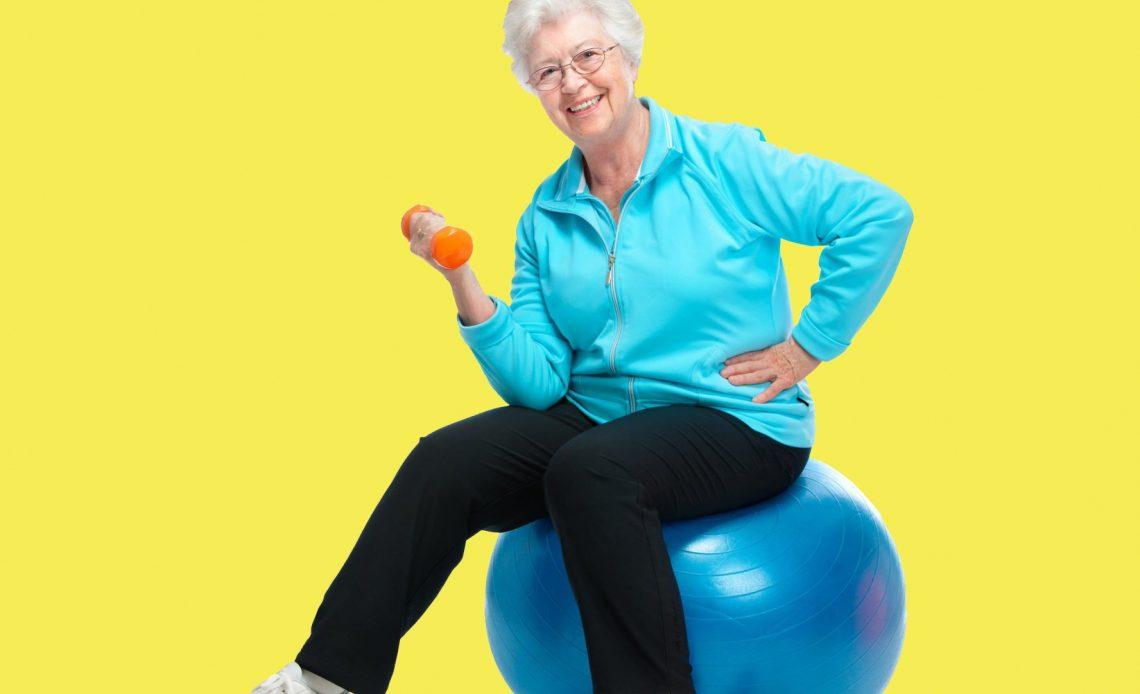 гимнастика для пожилых людей за 70 лет