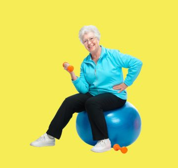 Гимнастика для пожилых людей за 70 лет: более 50 несложных упражнений
