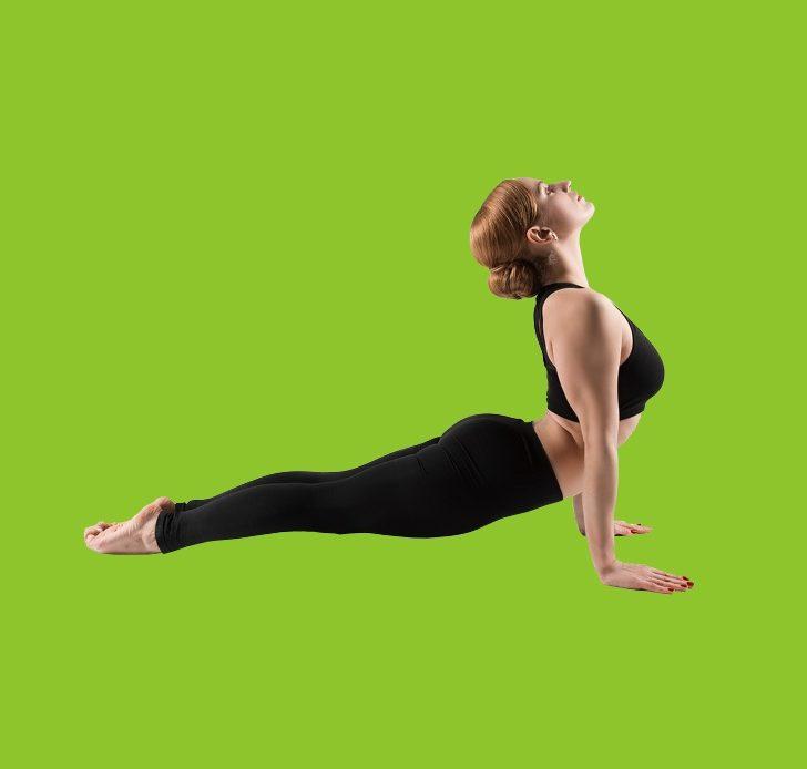 растяжка для спины и позвоночника