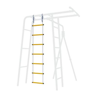 Детская веревочная лестница уличная