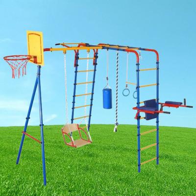 Детский дачный спортивный комплекс Силач