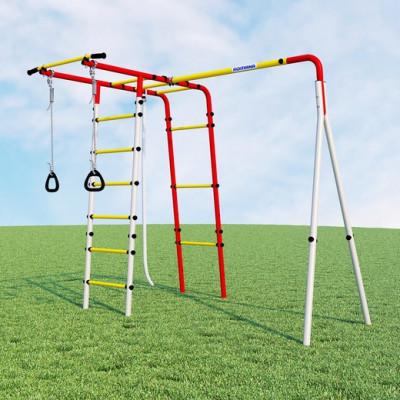 Детский спортивный комплекс Лесная поляна (без качелей)