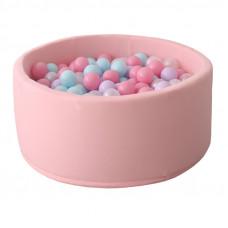Сухой бассейн Airpool детский (розовый)