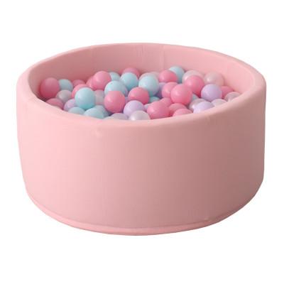 Сухой бассейн для детей с шариками Airpool (розовый)