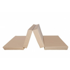 Мат гимнастический 2х1х0.1 м складной КМС