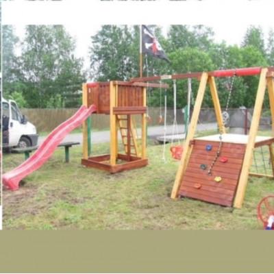 Детская площадка Савушка 3